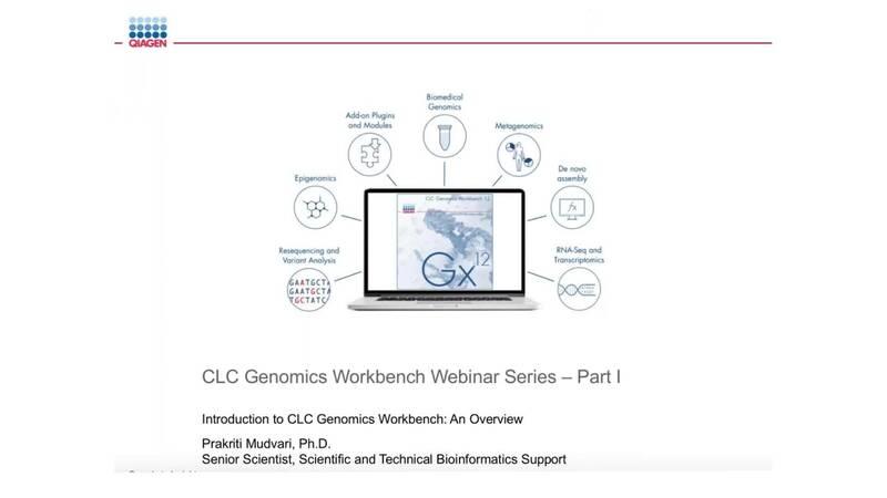 Ingenuity Pathway Analysis - QIAGEN Bioinformatics